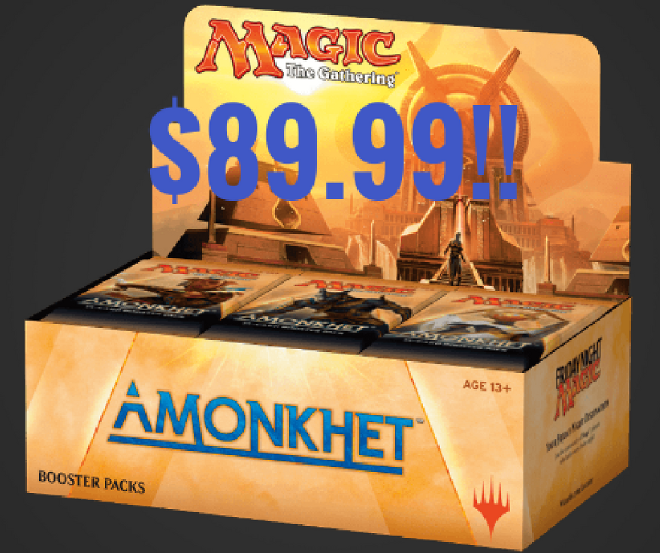 Get a Booster Box for Only $89.99