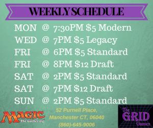 Weekly Schedule (3)
